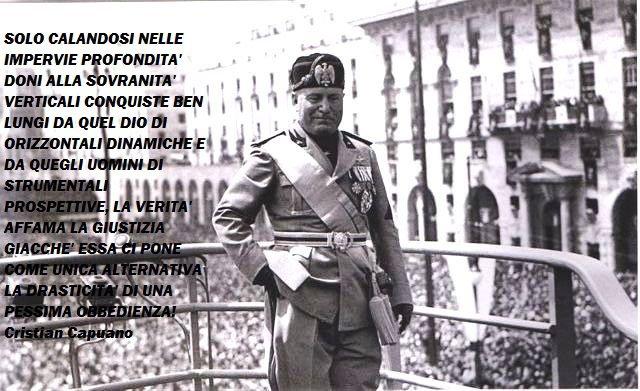 Fascismo Citazioni Di Benito Mussolini Sociale